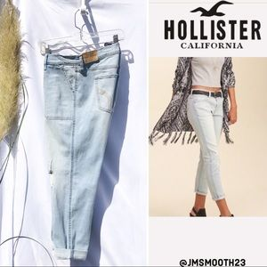 New Hollister Buttonfly bf jean